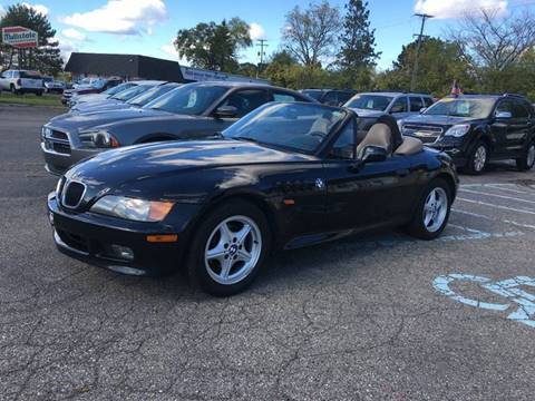 1998 BMW Z3 for sale in Waterford, MI
