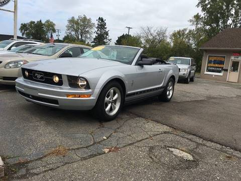 2007 Ford Mustang for sale in Waterford, MI