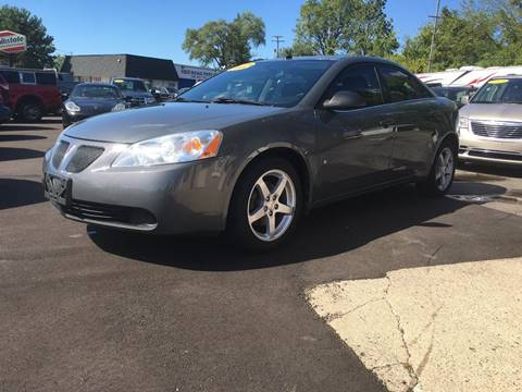 2008 Pontiac G6 for sale in Waterford, MI