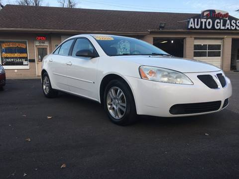 2006 Pontiac G6 for sale in Waterford, MI