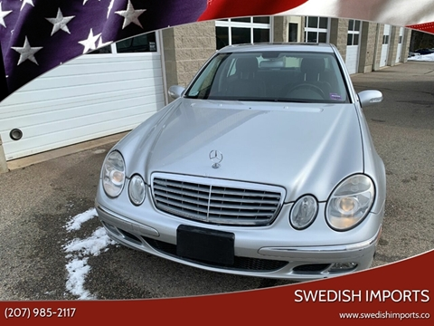 2006 Mercedes-Benz E-Class for sale in Kennebunk, ME