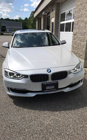 2013 BMW 3 Series for sale in Kennebunk, ME