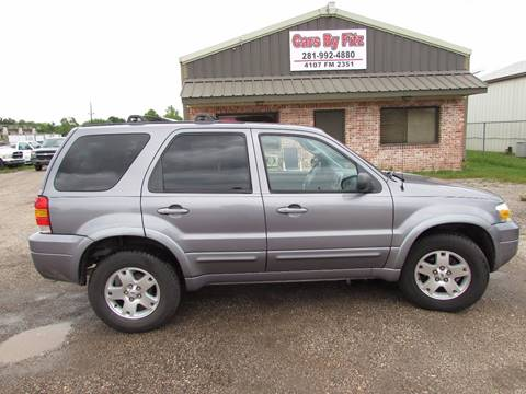 2007 Ford Escape for sale in Friendswood, TX