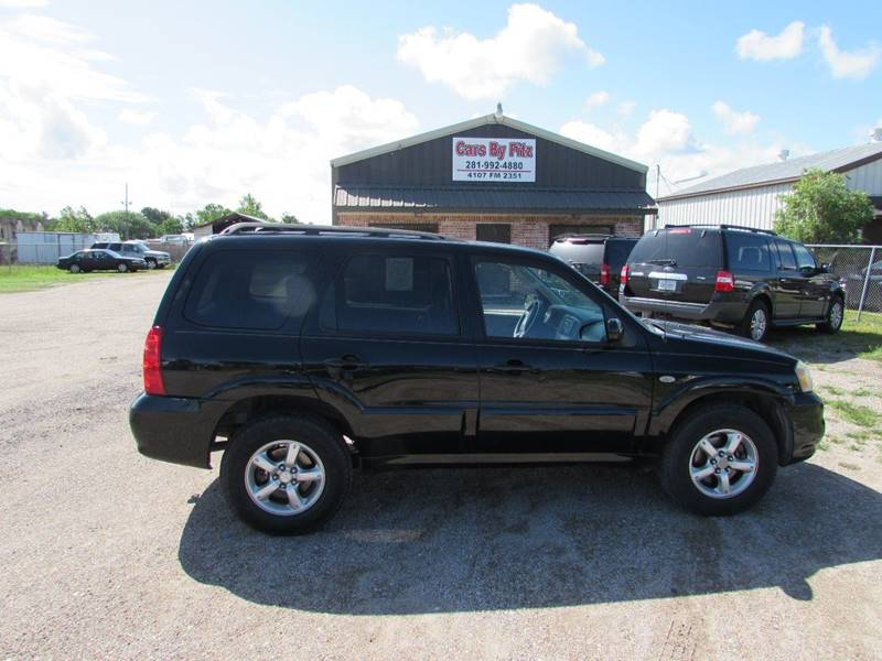 2005 Mazda Tribute S In Friendswood Tx Cars By Fitz