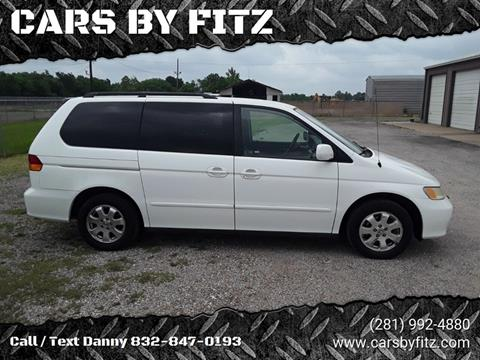 2002 Honda Odyssey for sale in Friendswood, TX
