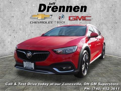 2018 Buick Regal TourX for sale in Zanesville, OH