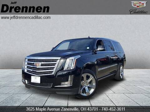 2020 Cadillac Escalade ESV for sale at Jeff Drennen GM Superstore in Zanesville OH