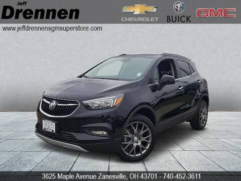 2020 Buick Encore for sale at Jeff Drennen GM Superstore in Zanesville OH