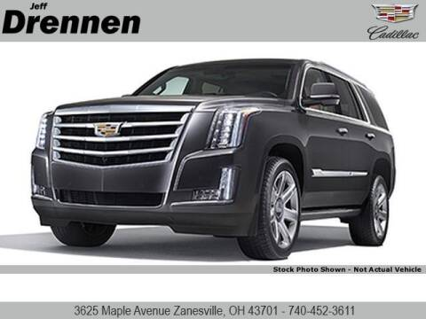 2020 Cadillac Escalade for sale at Jeff Drennen GM Superstore in Zanesville OH