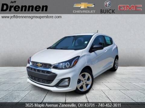 2020 Chevrolet Spark for sale at Jeff Drennen GM Superstore in Zanesville OH