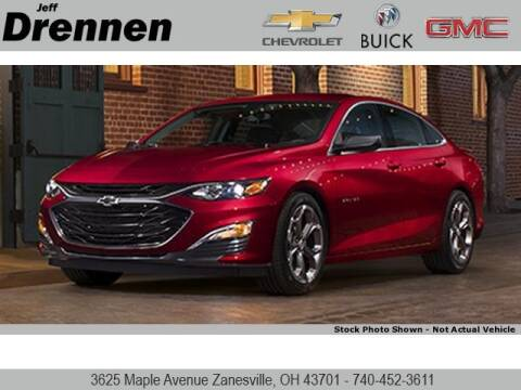 2020 Chevrolet Malibu for sale at Jeff Drennen GM Superstore in Zanesville OH