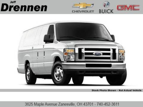 2011 Ford E-Series Cargo for sale at Jeff Drennen GM Superstore in Zanesville OH