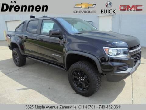 2021 Chevrolet Colorado for sale at Jeff Drennen GM Superstore in Zanesville OH