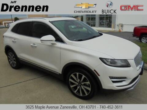 2019 Lincoln MKC for sale at Jeff Drennen GM Superstore in Zanesville OH
