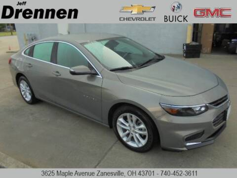 2017 Chevrolet Malibu for sale at Jeff Drennen GM Superstore in Zanesville OH
