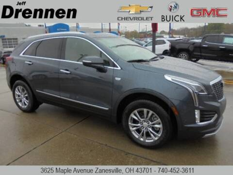 2020 Cadillac XT5 for sale at Jeff Drennen GM Superstore in Zanesville OH