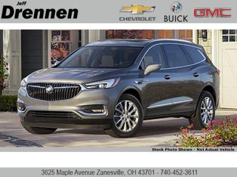 2020 Buick Enclave for sale at Jeff Drennen GM Superstore in Zanesville OH