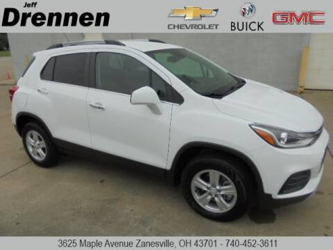 2020 Chevrolet Trax for sale at Jeff Drennen GM Superstore in Zanesville OH