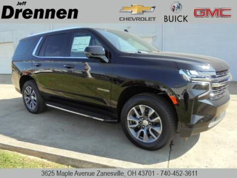 2021 Chevrolet Tahoe for sale at Jeff Drennen GM Superstore in Zanesville OH