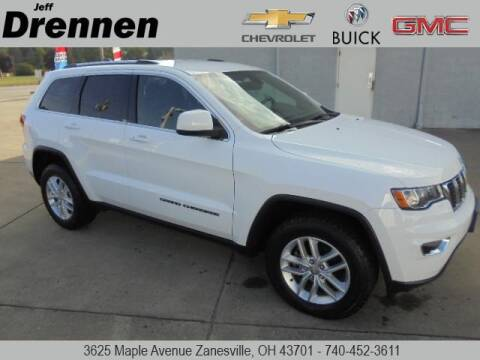 2018 Jeep Grand Cherokee for sale at Jeff Drennen GM Superstore in Zanesville OH