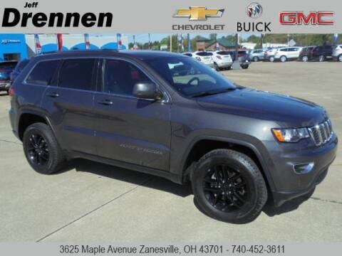 2017 Jeep Grand Cherokee for sale at Jeff Drennen GM Superstore in Zanesville OH
