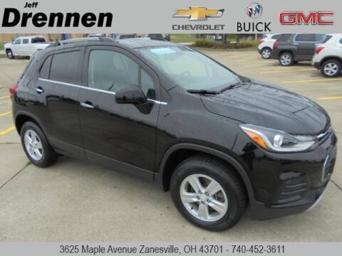 2017 Chevrolet Trax for sale at Jeff Drennen GM Superstore in Zanesville OH