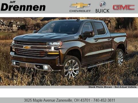 2020 Chevrolet Silverado 1500 for sale at Jeff Drennen GM Superstore in Zanesville OH