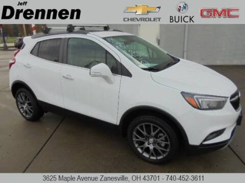 2019 Buick Encore for sale at Jeff Drennen GM Superstore in Zanesville OH