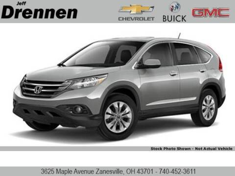 2013 Honda CR-V for sale at Jeff Drennen GM Superstore in Zanesville OH