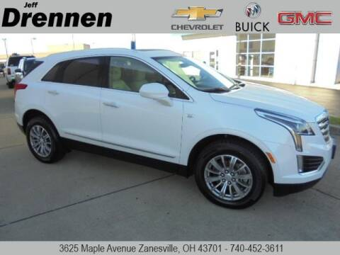 2018 Cadillac XT5 for sale at Jeff Drennen GM Superstore in Zanesville OH