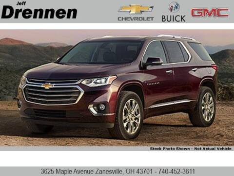 2020 Chevrolet Traverse for sale at Jeff Drennen GM Superstore in Zanesville OH