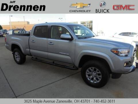 2016 Toyota Tacoma for sale at Jeff Drennen GM Superstore in Zanesville OH