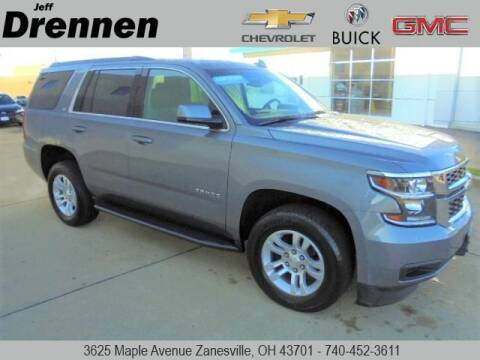 2020 Chevrolet Tahoe for sale at Jeff Drennen GM Superstore in Zanesville OH