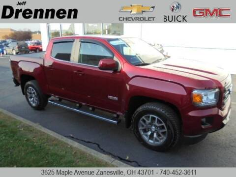 2020 GMC Canyon for sale at Jeff Drennen GM Superstore in Zanesville OH