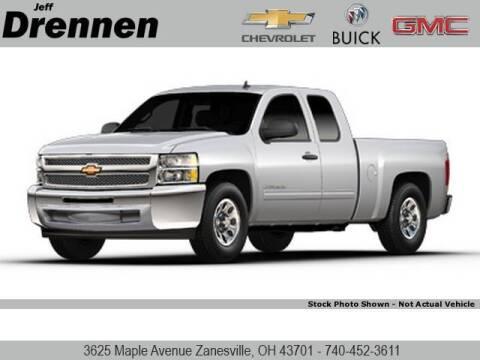 2013 Chevrolet Silverado 1500 for sale at Jeff Drennen GM Superstore in Zanesville OH