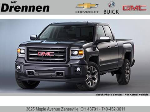 2015 GMC Sierra 1500 for sale at Jeff Drennen GM Superstore in Zanesville OH