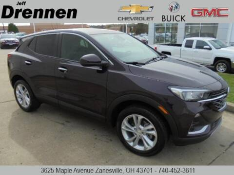 2020 Buick Encore GX for sale at Jeff Drennen GM Superstore in Zanesville OH