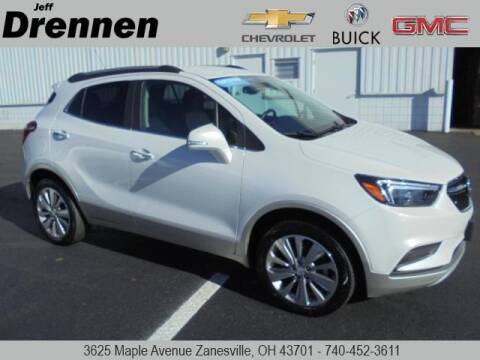 2018 Buick Encore for sale at Jeff Drennen GM Superstore in Zanesville OH