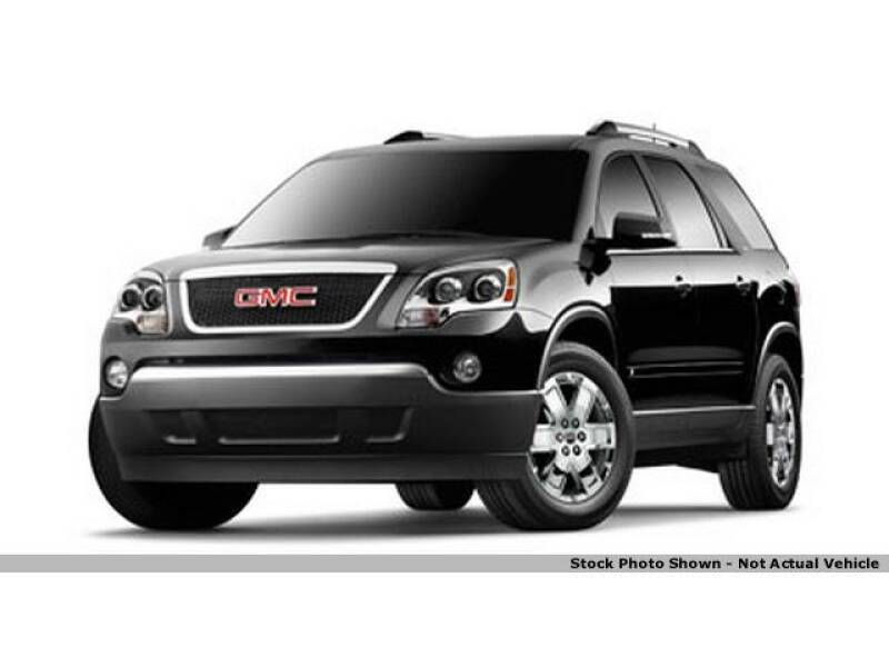 2010 GMC Acadia for sale at Jeff Drennen GM Superstore in Zanesville OH