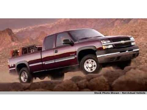 2004 Chevrolet Silverado 2500HD for sale at Jeff Drennen GM Superstore in Zanesville OH