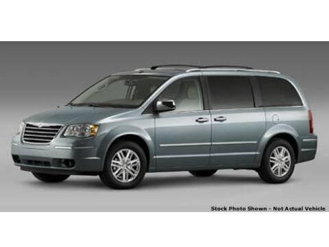 2008 Chrysler Town and Country for sale at Jeff Drennen GM Superstore in Zanesville OH