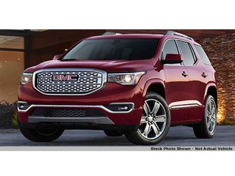 2019 GMC Acadia for sale at Jeff Drennen GM Superstore in Zanesville OH