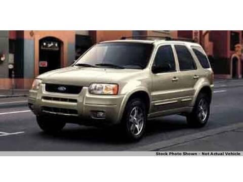 2003 Ford Escape for sale at Jeff Drennen GM Superstore in Zanesville OH