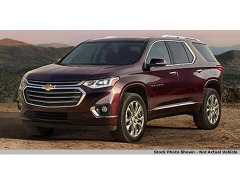 2021 Chevrolet Traverse for sale at Jeff Drennen GM Superstore in Zanesville OH