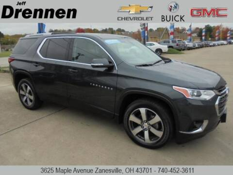 2018 Chevrolet Traverse for sale at Jeff Drennen GM Superstore in Zanesville OH
