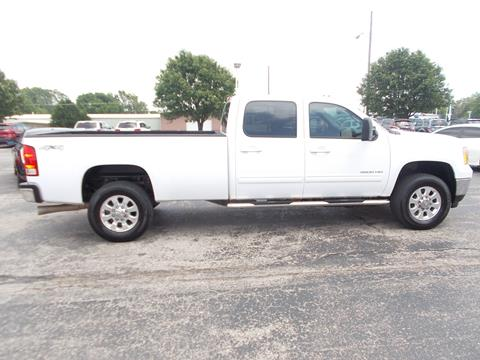 2011 GMC Sierra 3500HD for sale in Arkansas City, KS