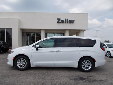 2017 Chrysler Pacifica for sale in Arkansas City, KS