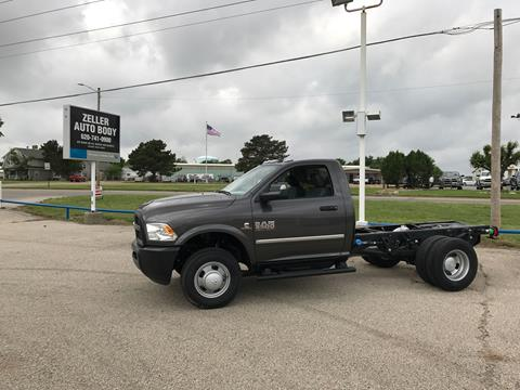 2017 RAM Ram Chassis 3500 for sale in Arkansas City, KS