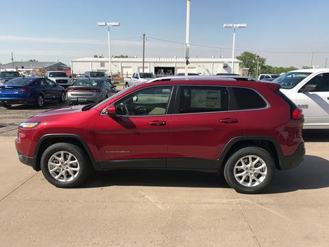 2017 Jeep Cherokee for sale in Arkansas City, KS