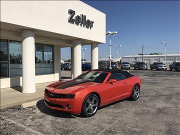 2012 Chevrolet Camaro for sale in Arkansas City, KS